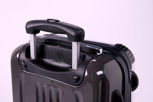 Unqualified luggage by sampling inspection and How to check