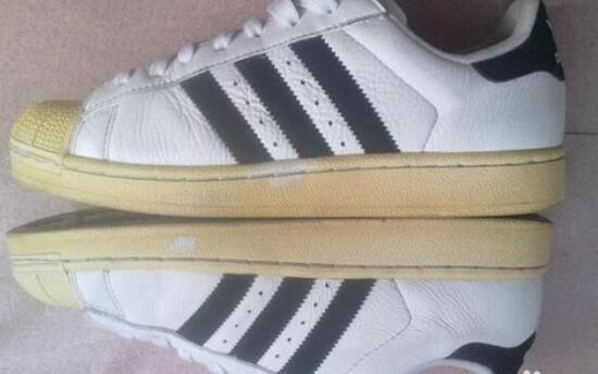 Some tips for avoiding your white sneakers become yellow