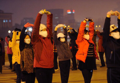 Do you choose the right daily protective mask for haze protection? (2)