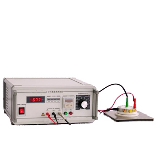 Surface and Volume Resistivity Meter