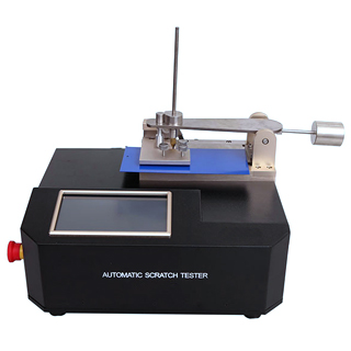 Scratch Resistance Tester