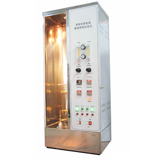 Single Insulated Cable Flame Tester