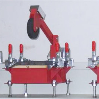Dynamic Seam Fatigue Tester