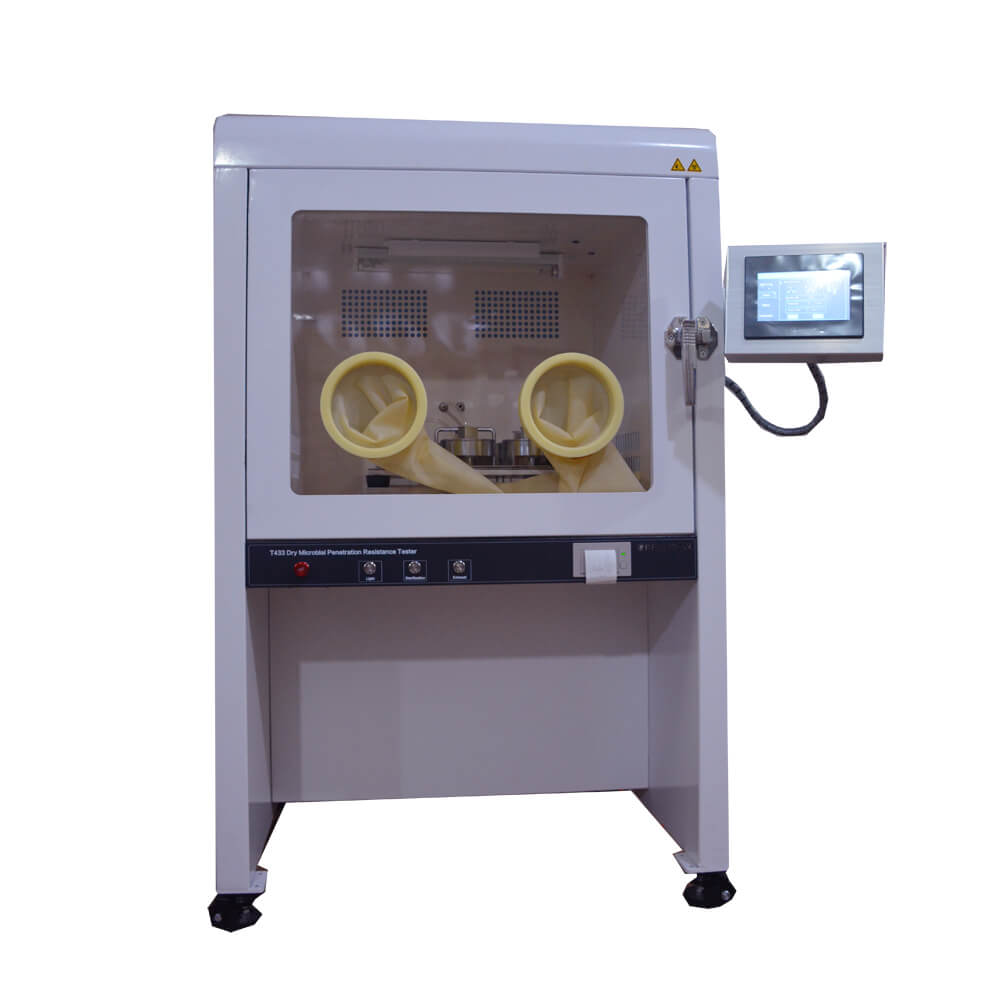 Dry Microbial Penetration Resistance Tester DMPRT