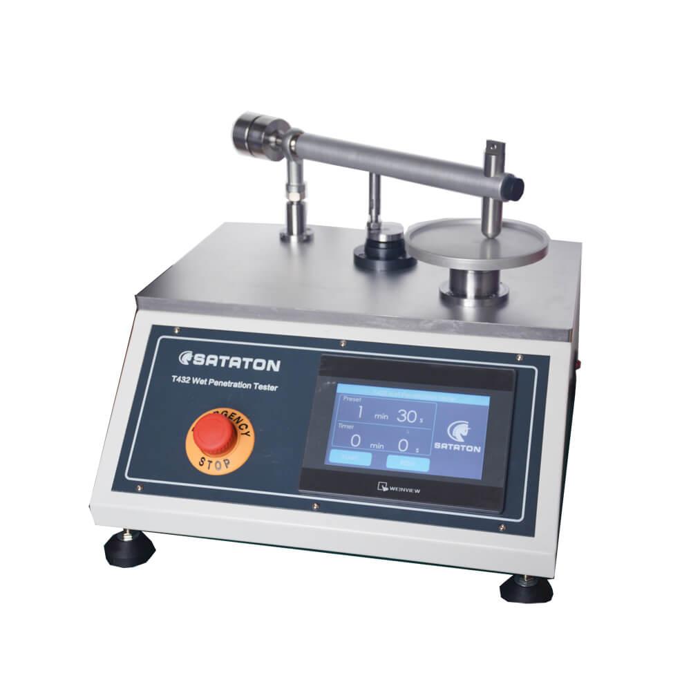 Wet Bacterial Penetration Tester