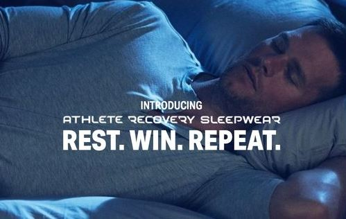 Under Armour Launches the First Functional Sleepwear