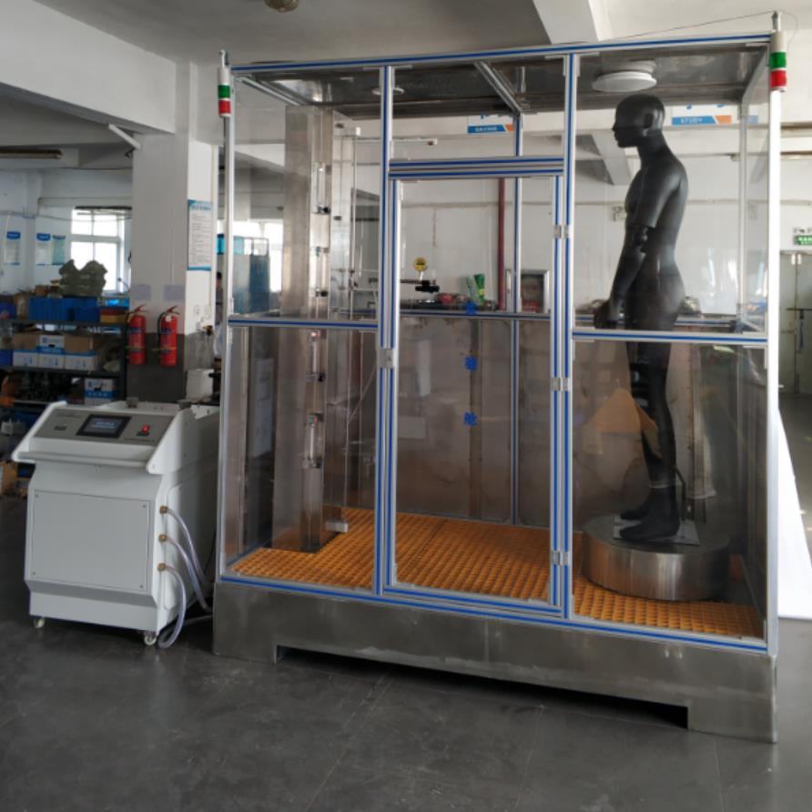 Chemical Protective Clothing Jet Tester