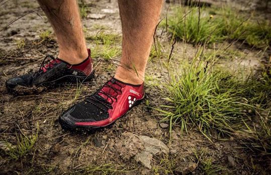 Barefoot Running Shoes can Collect Fitness Data