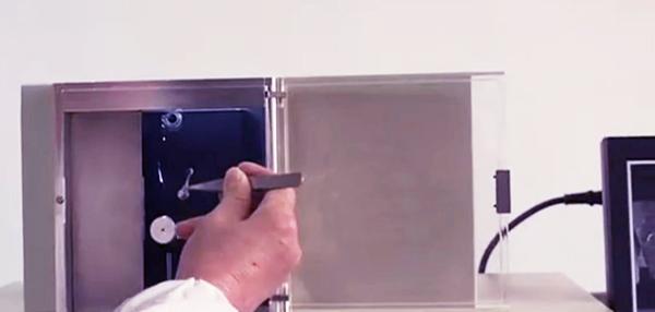 Fiber Crimp Elasticity Tester