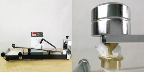 JIS L0849 2013的两台摩擦机之间的差异