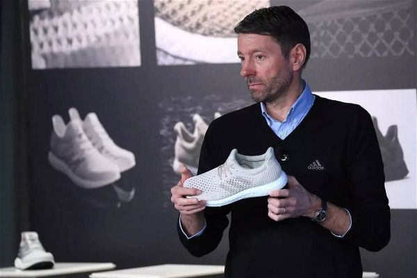 Adidas CEO Kasper Rorsted 90% Made In Asia