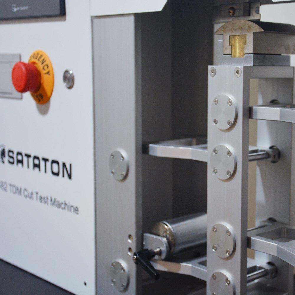 TDM Cut Test Machine