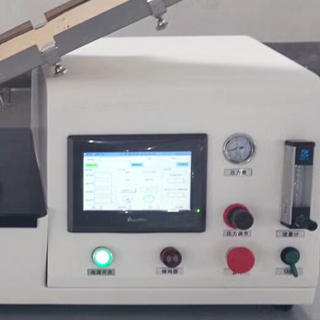 Flexible Material Flammability Class Test Machine