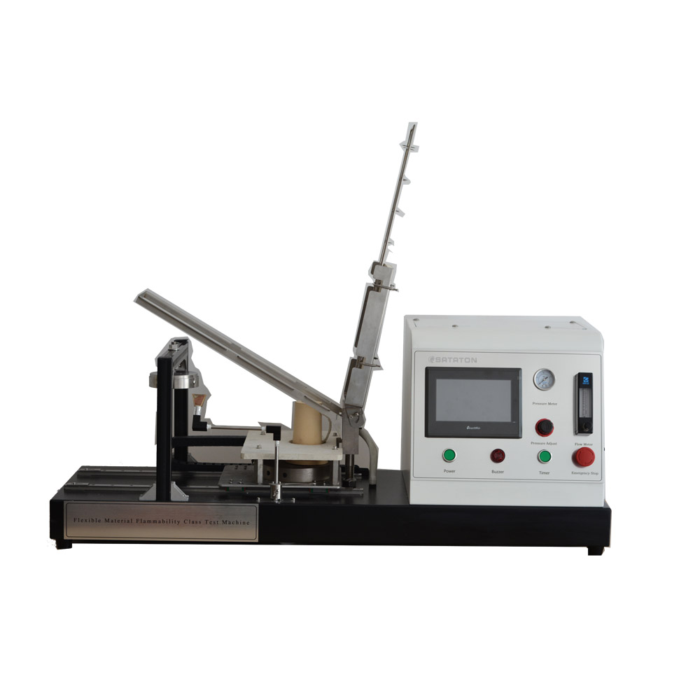 Electrical Burner Test Machine