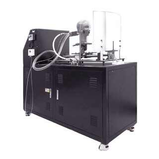 Full Face Mask Thermal Radiation Resistance Test Machine