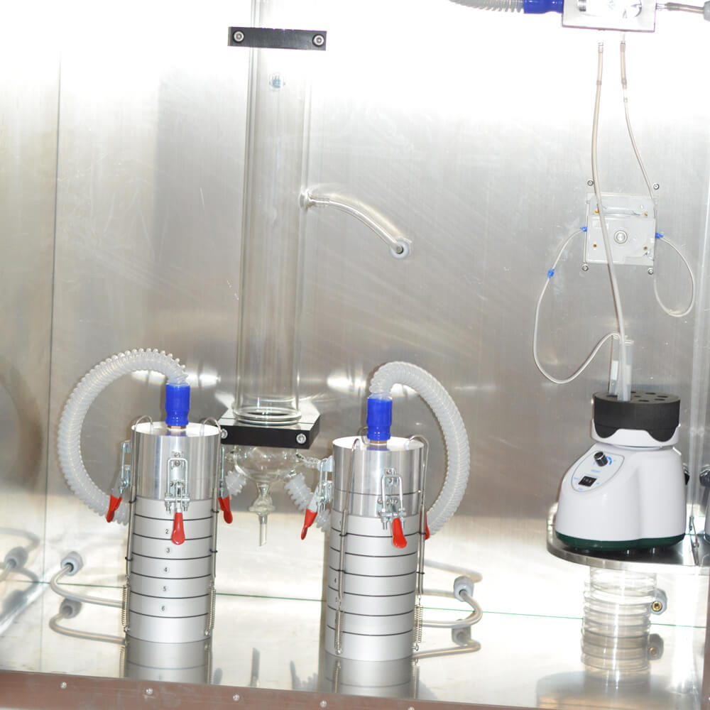 Mask Bacterial Filtration Efficiency Tester
