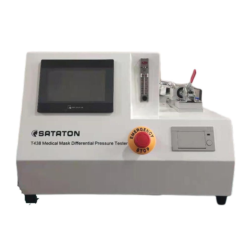Medical Mask Differential Pressure Tester