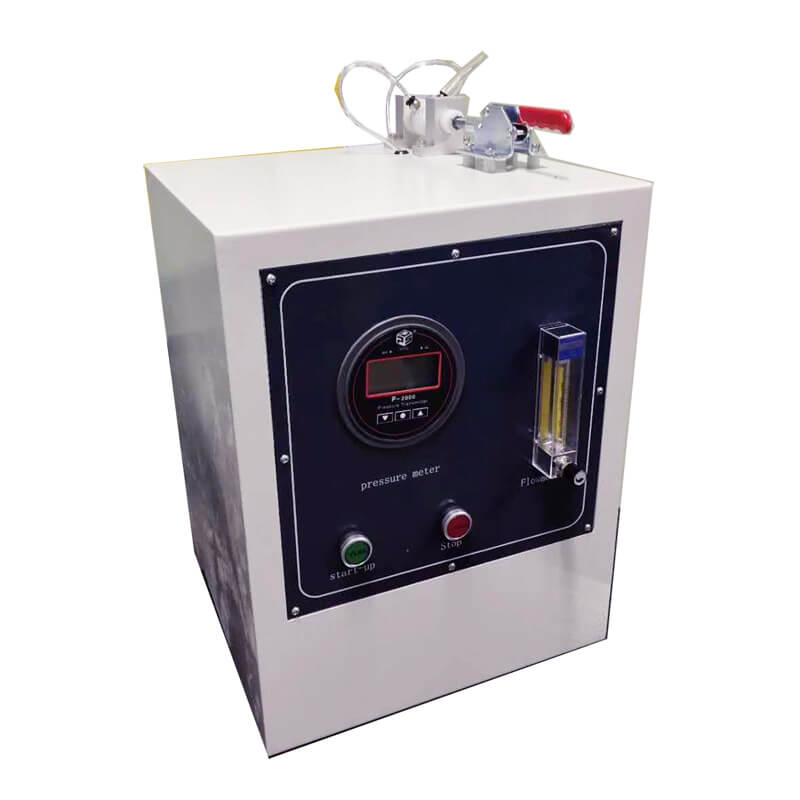 Medical Mask Differential Pressure Tester