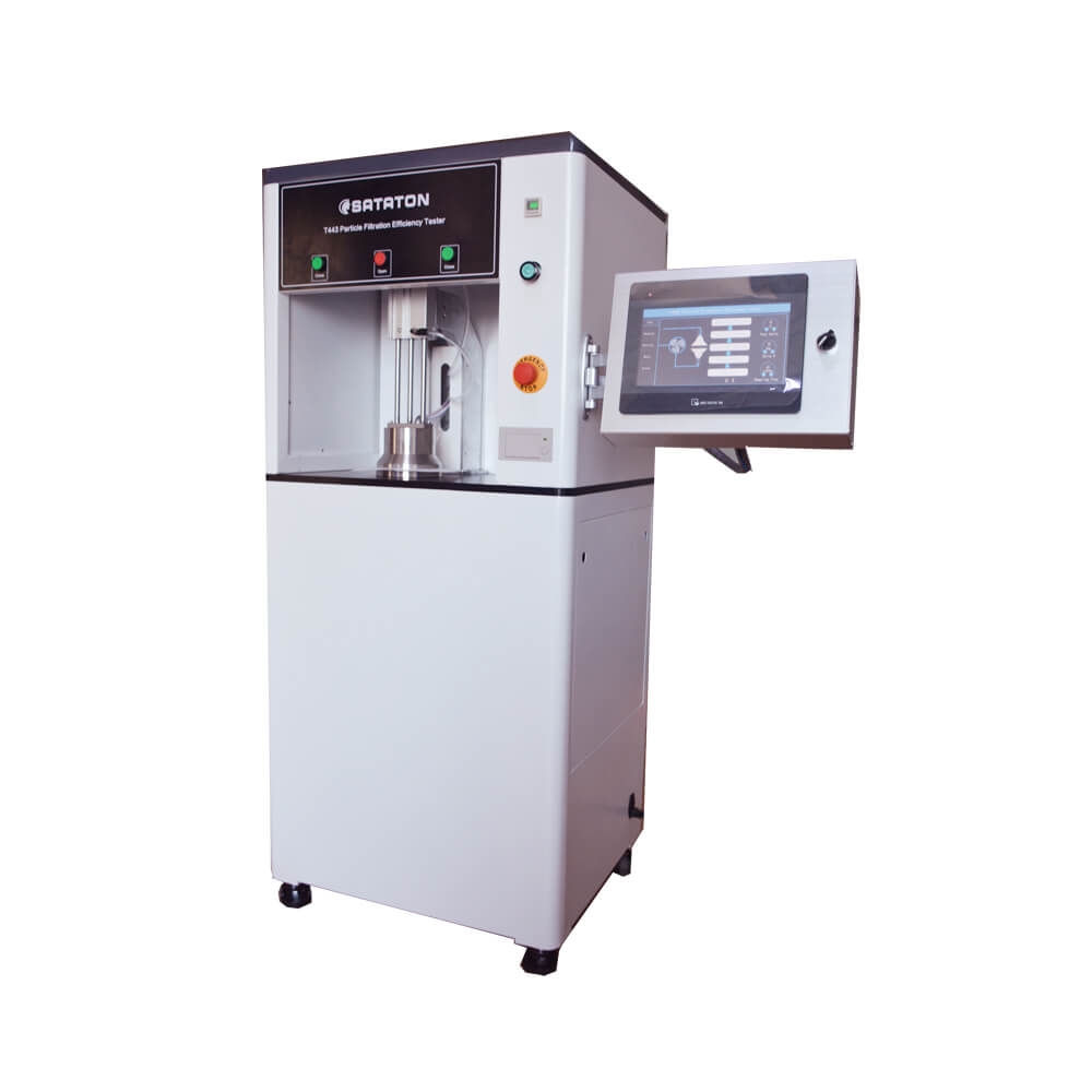 Mask Particle Filtration Efficiency Tester