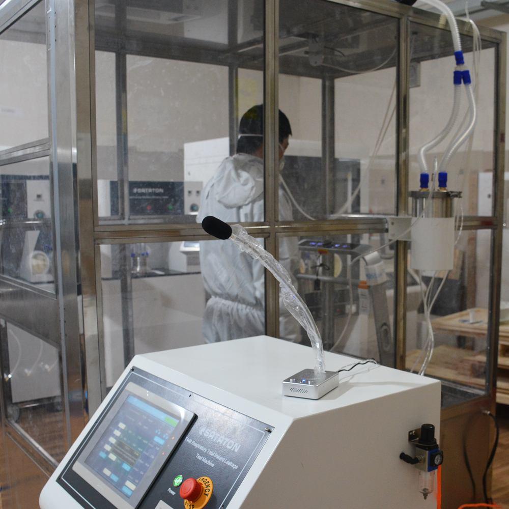 Respirator Total Inward Leakage Test Machine