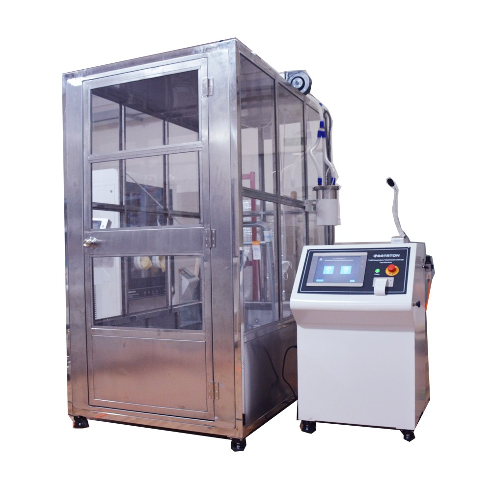 Respiratory Total Inward Leakage Test Machine