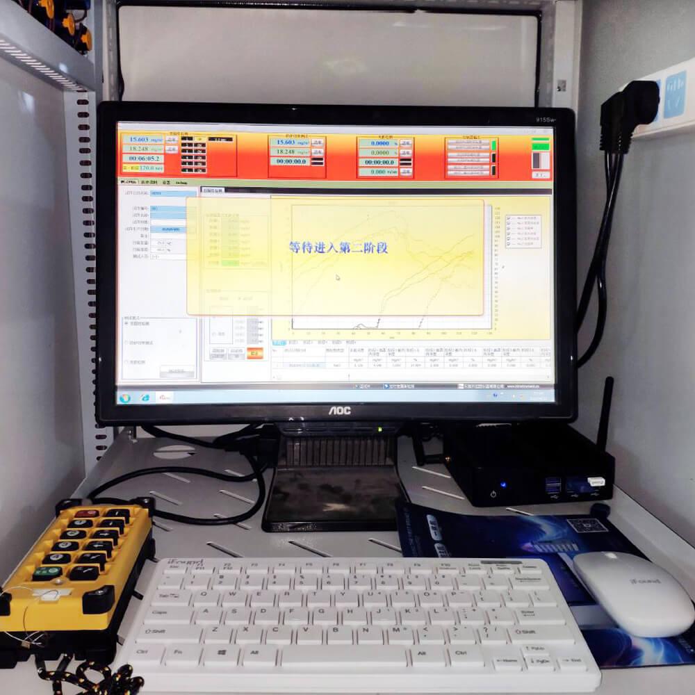 Respiratory Total Inward Leakage Test Machine