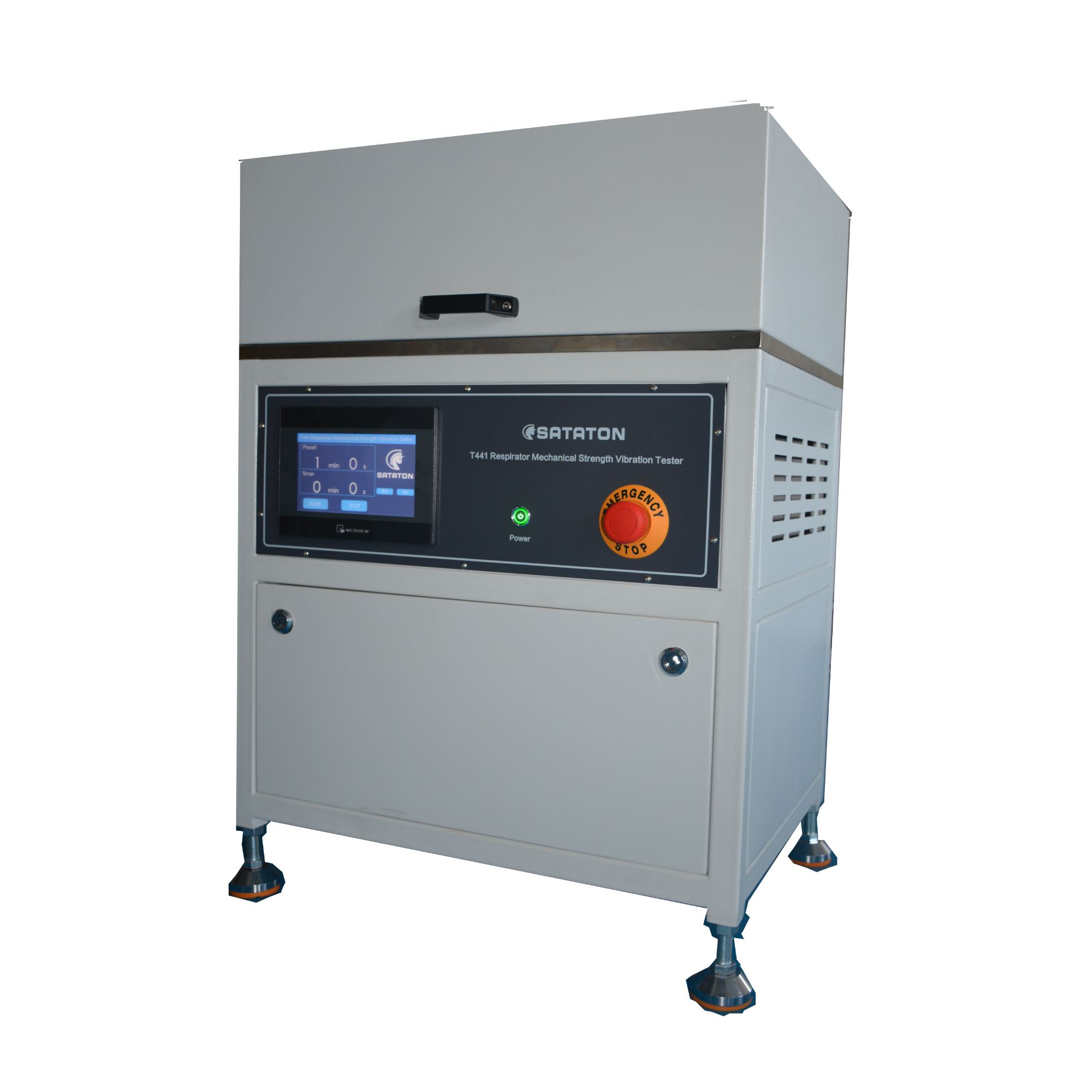Respirators Mechanical Strength Vibration Tester