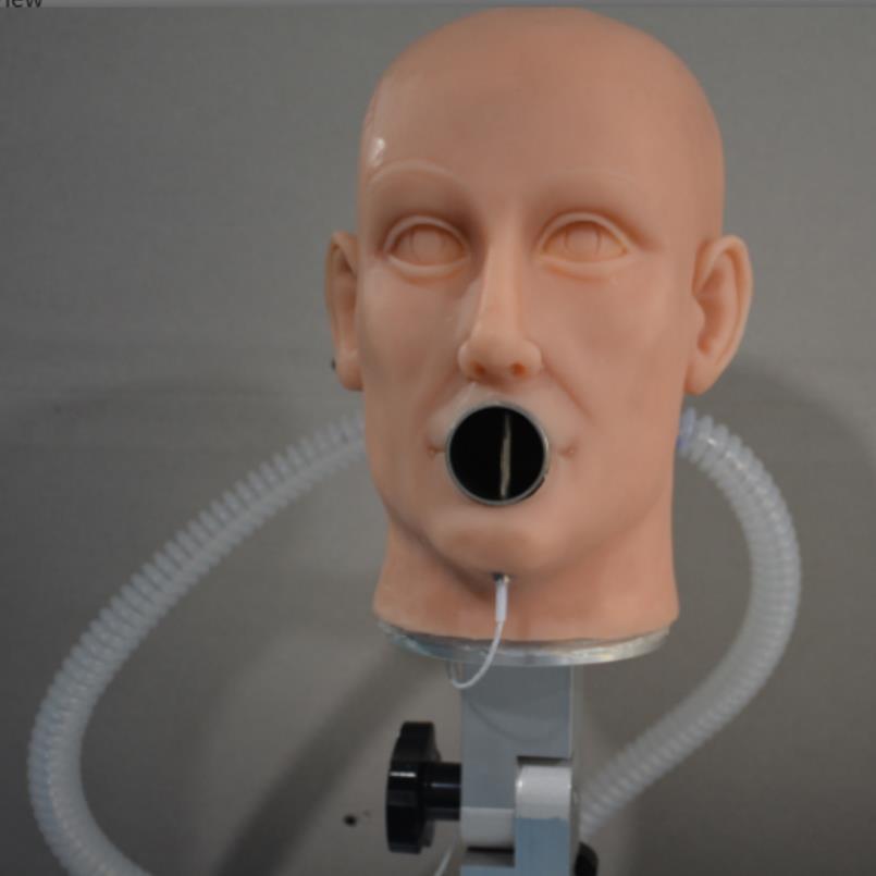 Simulated Wearing Treatment Machine