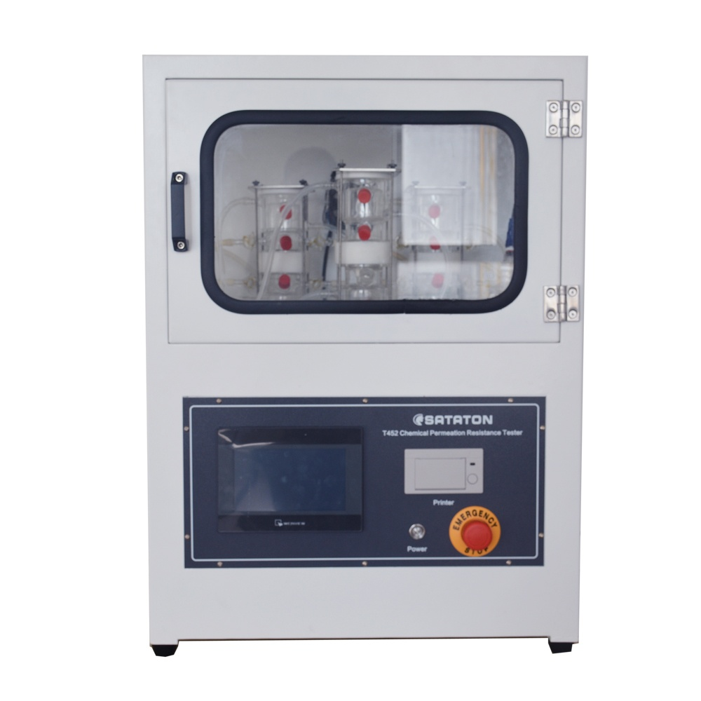 Chemical Permeation Resistance Tester